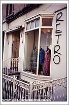 Retro vintage clothing in Otago St