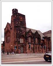 Queens Cross Church