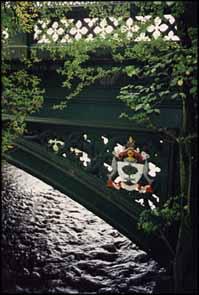Photo: Bridge over Kelvin.
