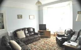 Photo: front sitting room.