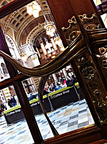 Photo: Kelvingrove Art Gallery.