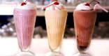 Photo: milkshakes.
