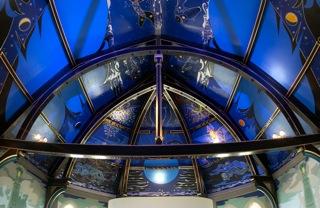 Photo: oranmor ceiling.