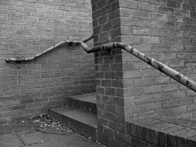 Photo: Mystery photo Glasgow West End.