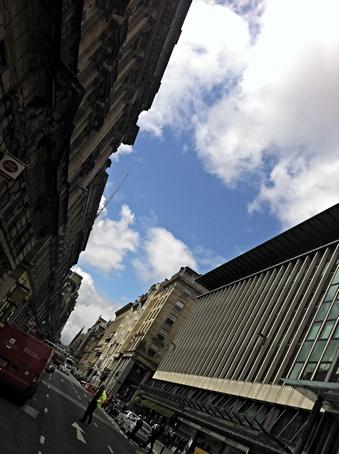 Photo: St Vincent Street, Glasgow.