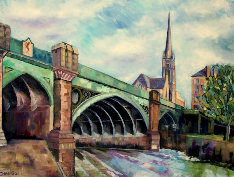 <h5>A Tale Of Two Cities</h5><p>Thistle Gallery 8 – 23 April, 2017</p>