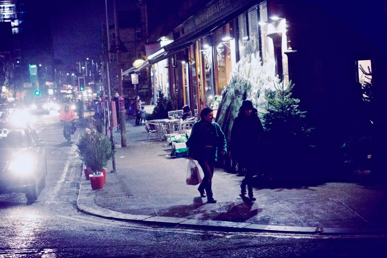 Kelvinbridge Christmas Time