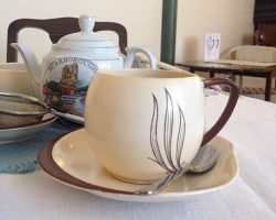 Vintage Tearoom, De Courcys Arcade