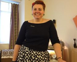 Samantha , Proprietor at Vintage tearoom