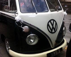 VW Camper at Retro Fair