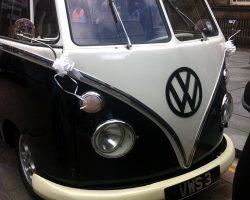 VW Camper at Retro Fair