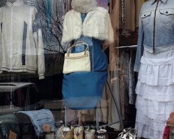 Window Display of Retro, Bank Street