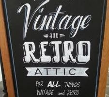 Alison's Vintage and Retro, Creswell Lane