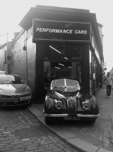 <h5>Performance Cars, Woodlands Road</h5>