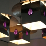 <h5>Charles Rennie Mackintosh Lights</h5>