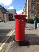 <h5>Post Box Gibson Street</h5>