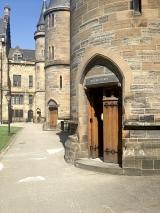 <h5>Glasgow University Courtyard</h5>