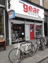 <h5>Gear Bikes, Gibson Street</h5>