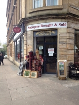 <h5>Antiques Bought And Sold, Woodlands Road</h5>