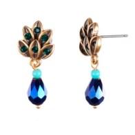 danish blue green crystals