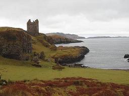 Kerrera Castle