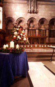 uni chapel memorial service