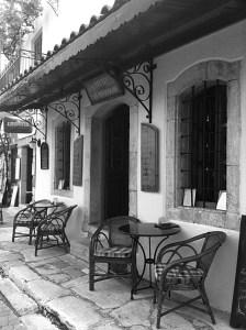 Crete cafe