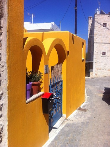Colourful Crete