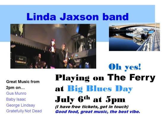 linda jaxon Big Blues Day