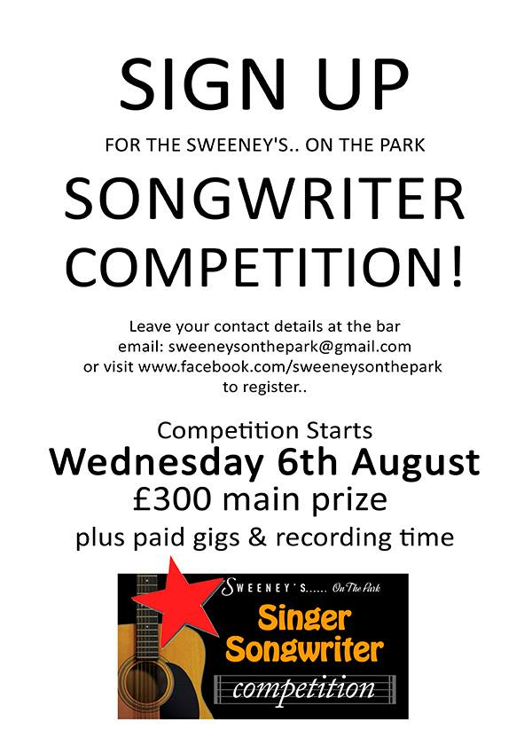 sweeneys songwriting