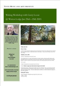 wiston lodge workshop