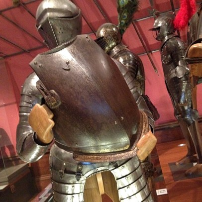 Kelvingrove Art Gallery and Museum Armour