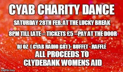 clydebank womens aid charity