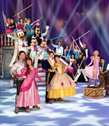 Group Shot Princess and Mickey small
