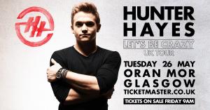 HunterHayes_FBLinkImage_1200x627_Glasgow_announce-300x157
