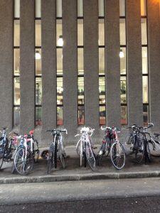 Glasgow School of Art Bike Rack