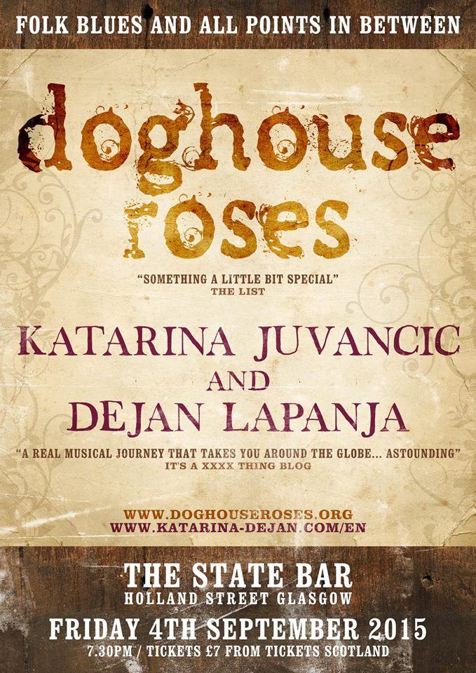 dog house roses state 4 sept