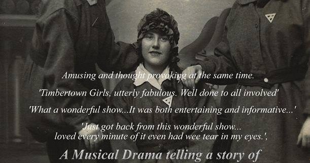 timbertown girls musical drama
