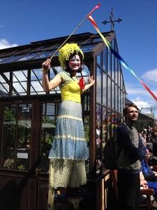 West End Festival Parade: Botanics