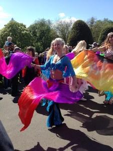 West End Festival 2015 parade