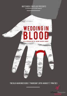 WeddinginBlood