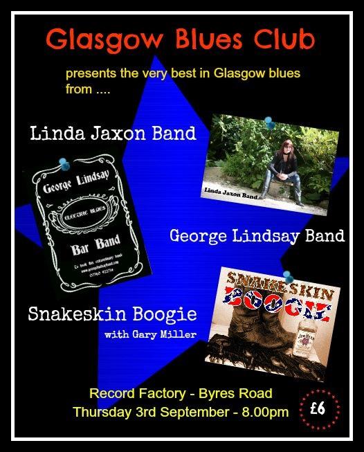 glasgow blues club