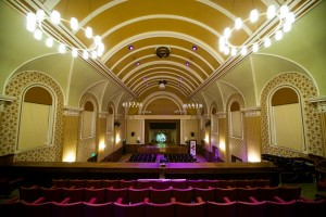 pollokshwas burgh hall