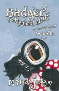 badger the mystical mutt and the bigfoot brigade