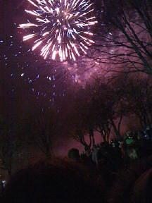 fireworks strathclyde park