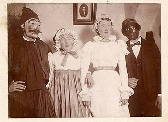 rio halloween party