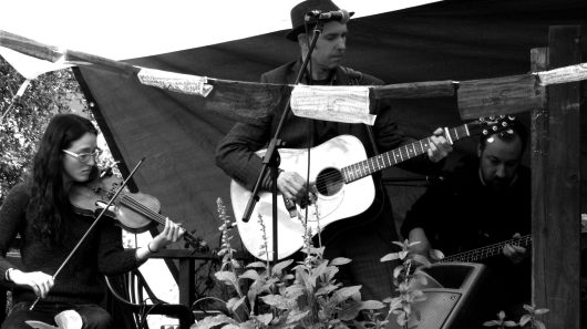 Jim Byrne & The Blackwoods