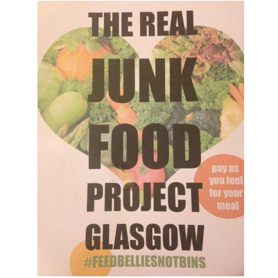 the real junk food project glasgow