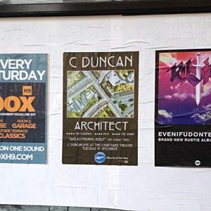 Chris Duncan poster
