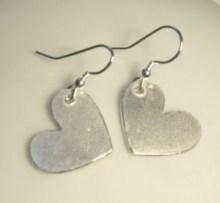 genna miller heart earrings